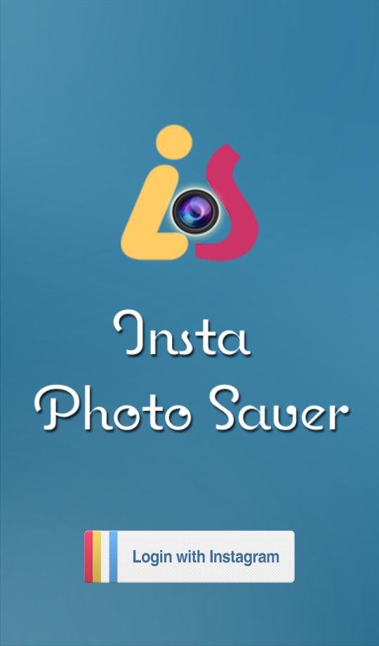 Insta Photo Saver