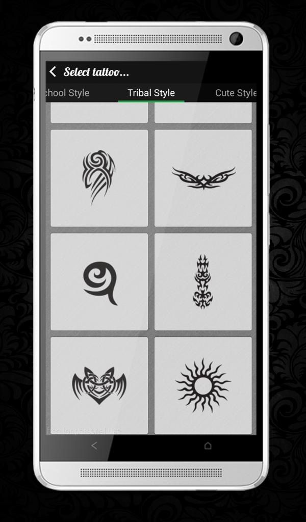 Instant Tattoos