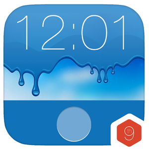 iPhone Lock Screen Photo App