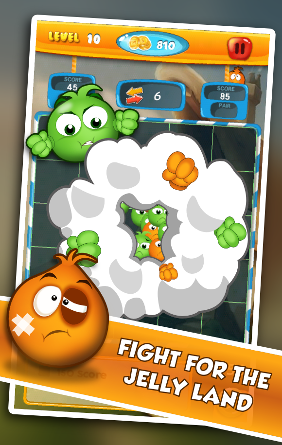 Jelly Clash