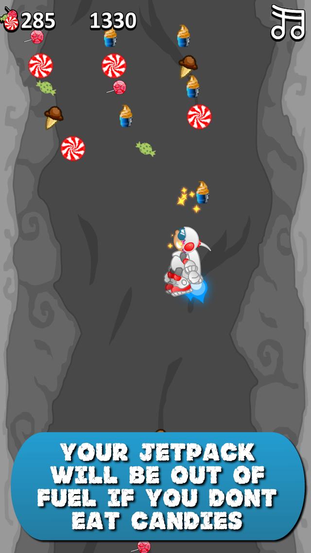 Jetpack Candyman
