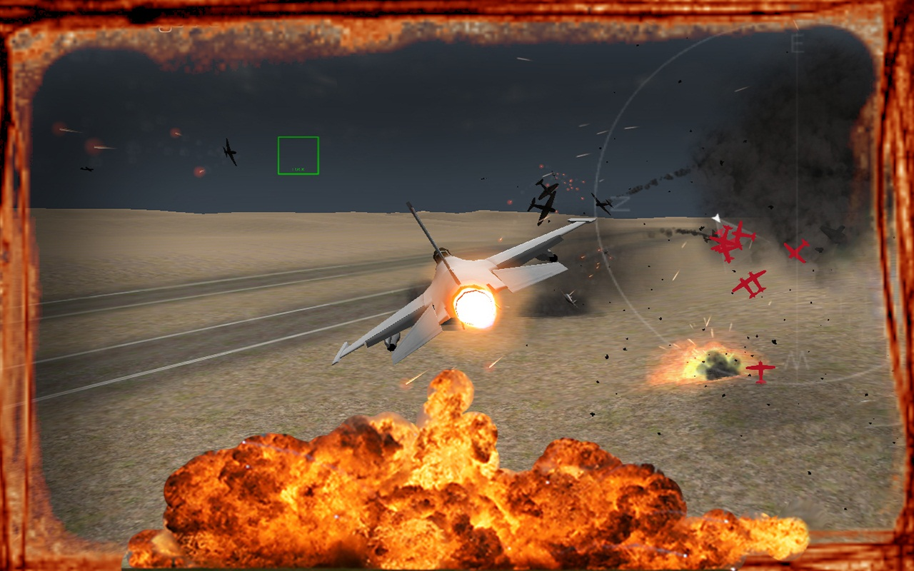 Jets Air Strike 3D