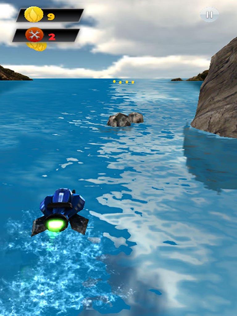 Jetski Simulator 2015