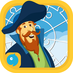 Jigsaw Puzzle Games- A Treasure hunt