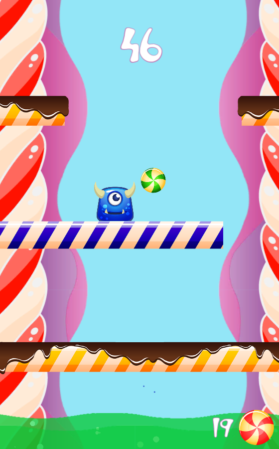 Jumping Jelly Minions