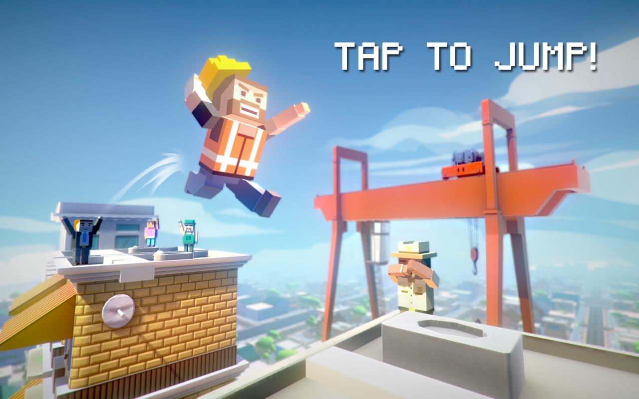 Jumpy Rooftop