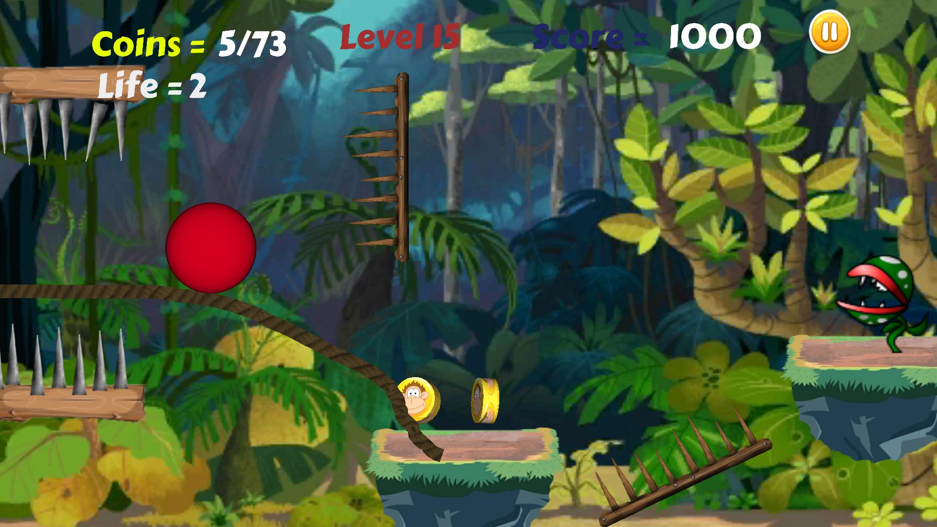 Jungle Ball Lite