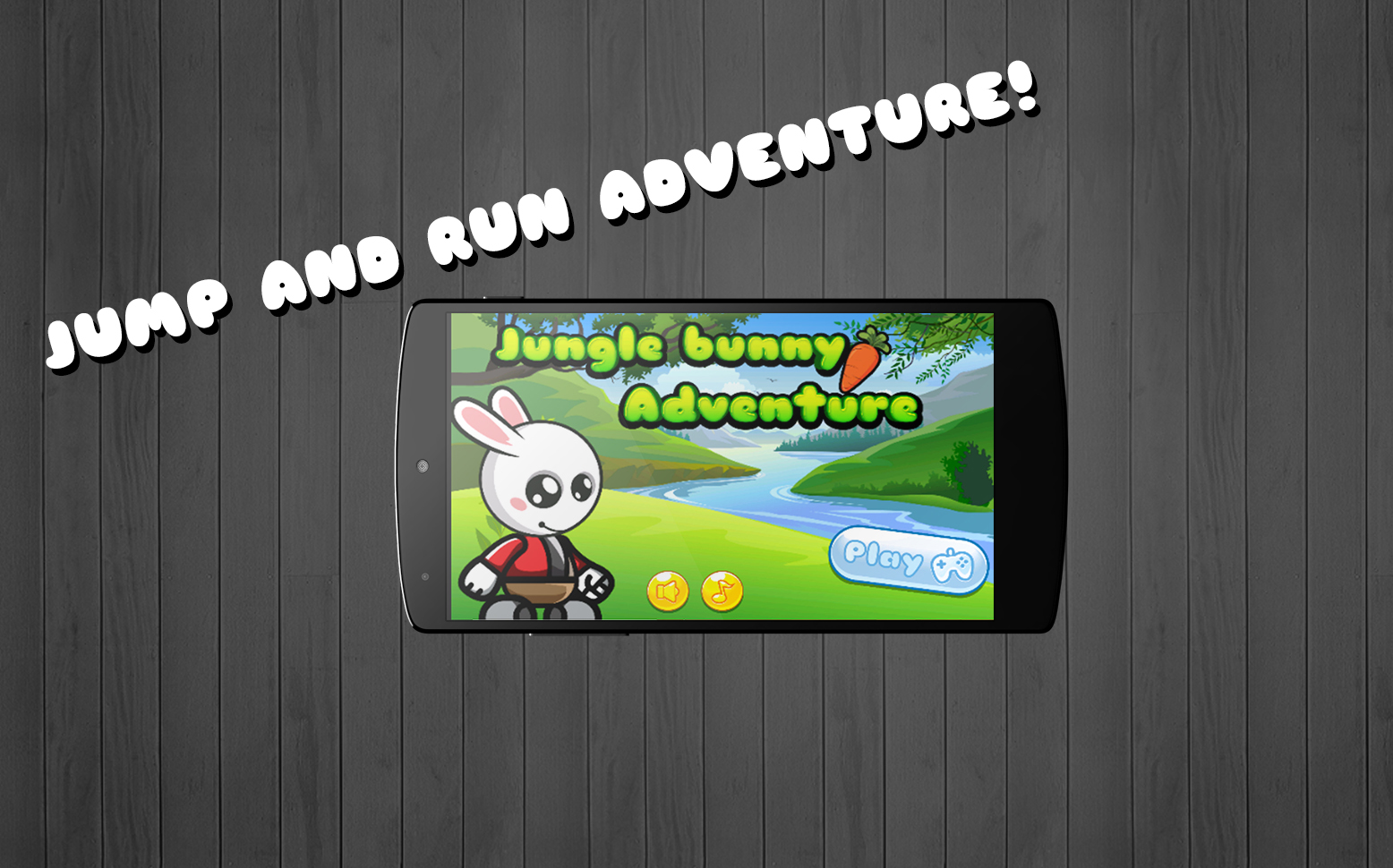 Jungle Bunny Adventure