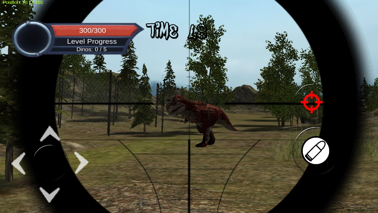 Jungle Dino Hunt