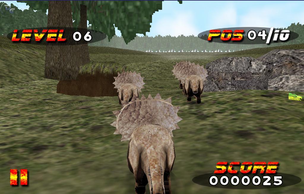 Jurassic Race