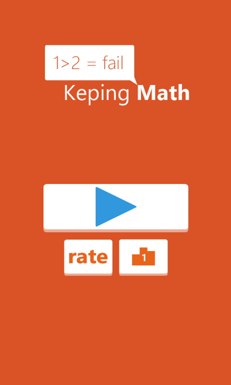 Keping Math