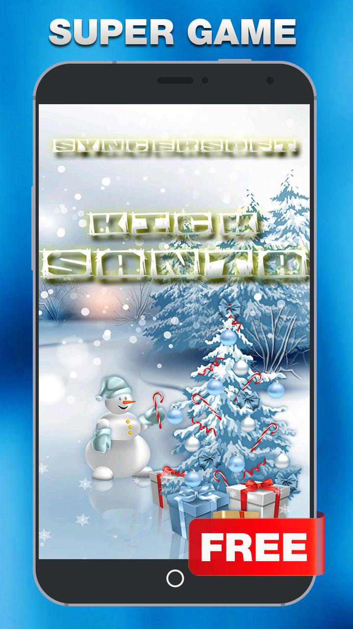 Kick Santa and get Gift