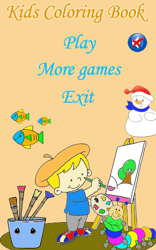 Kids Coloring Book for kids