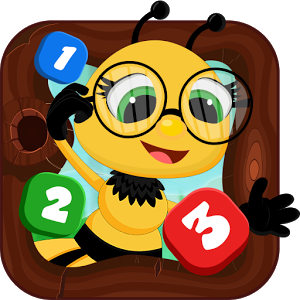 Kids Math – 123 Counting Game