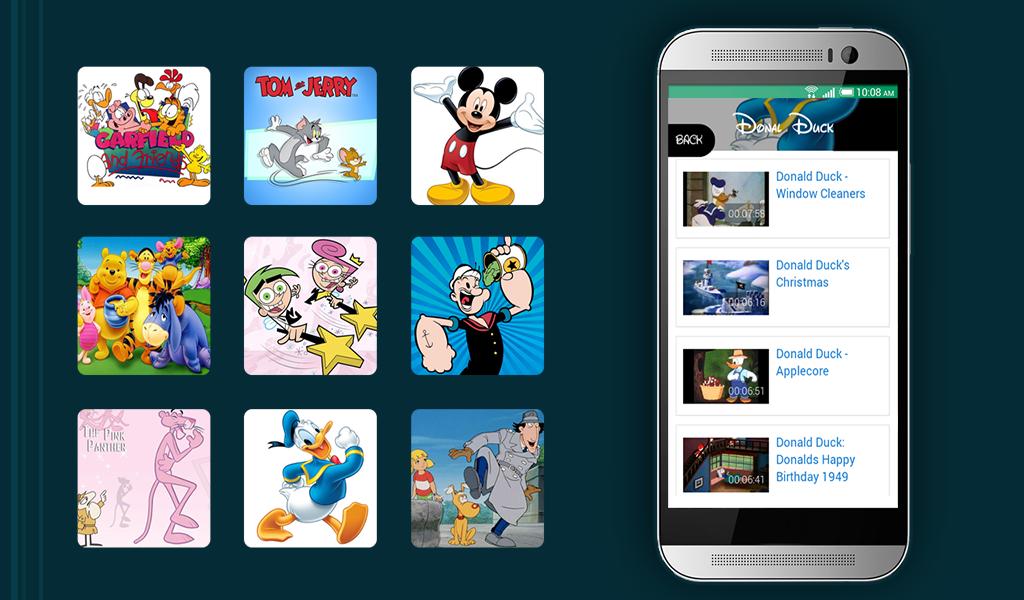 Kids TV – Cartoons