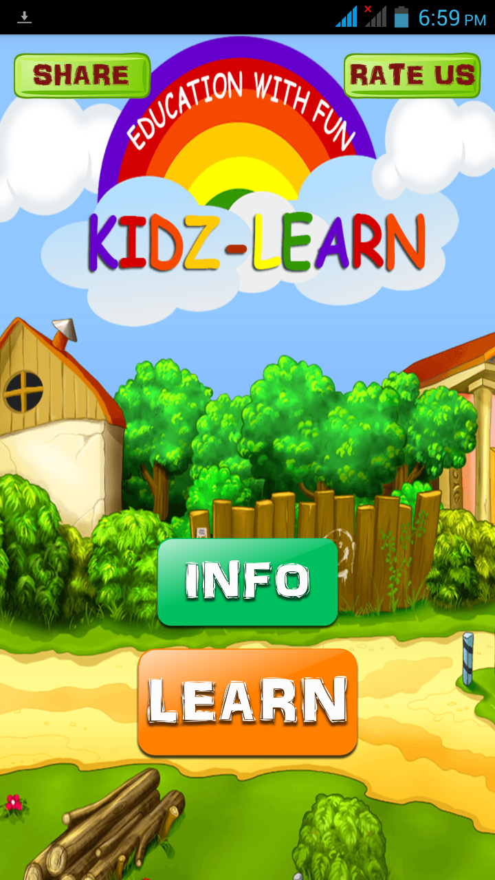 Kidz Learn : Learning with Fun
