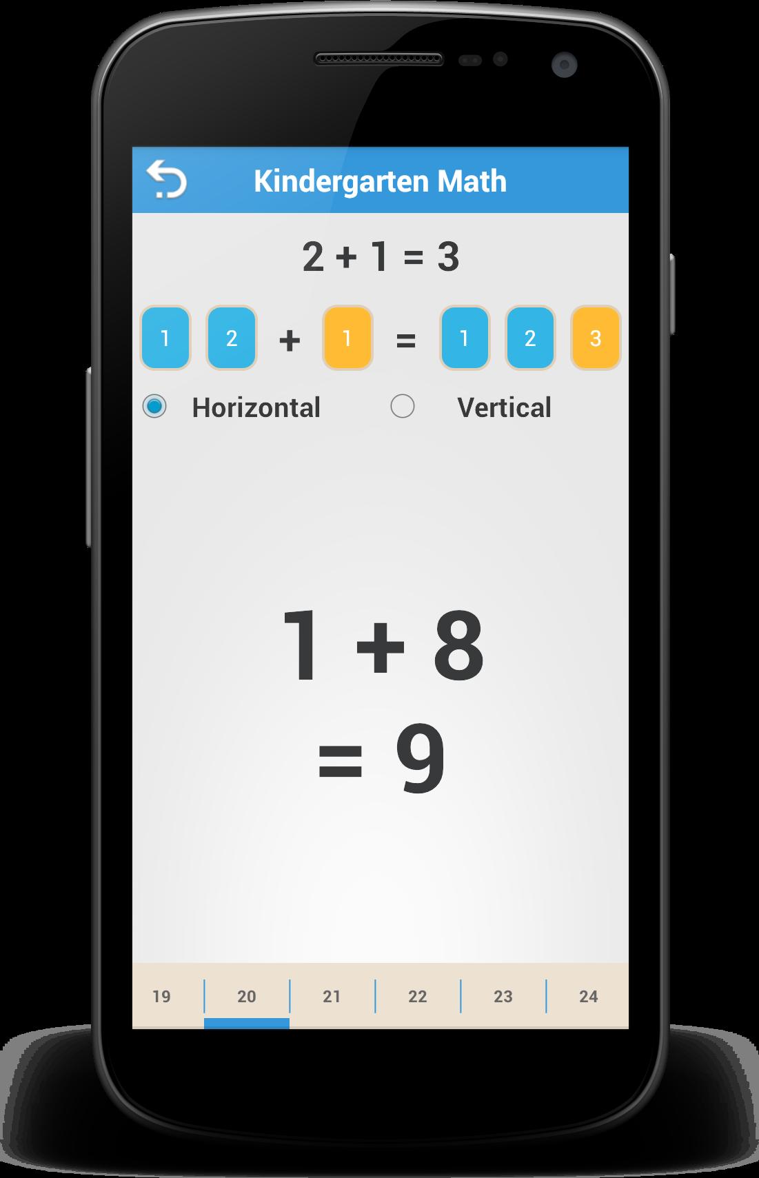 Kindergarten Math - Kids Math