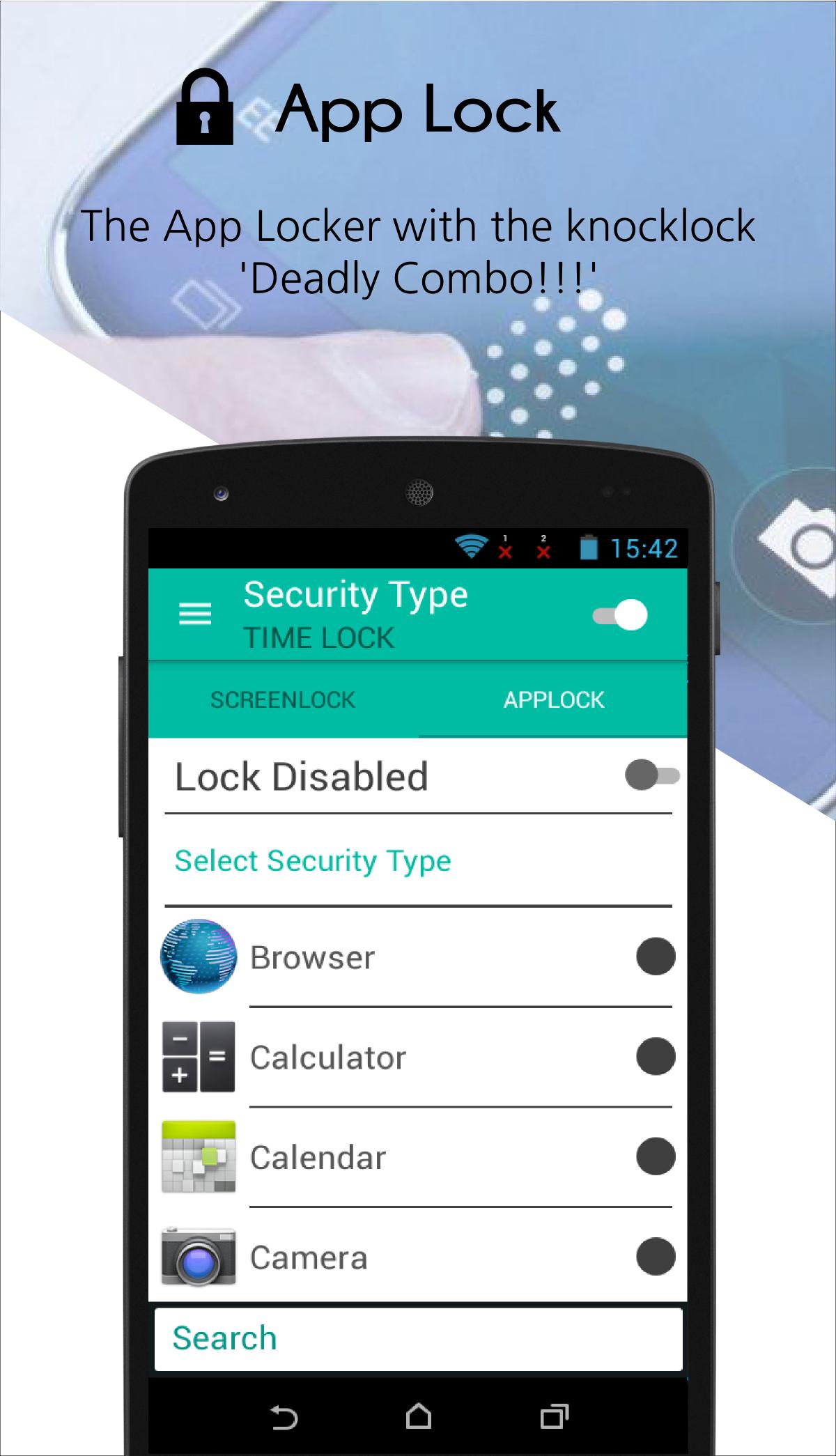 Knock Lock – App Lock