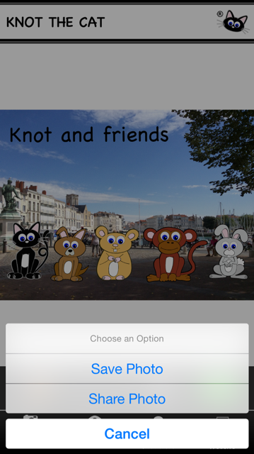Knot the Cat