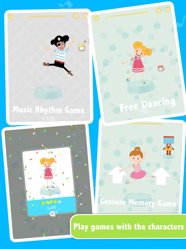 Labo Dancing Kids