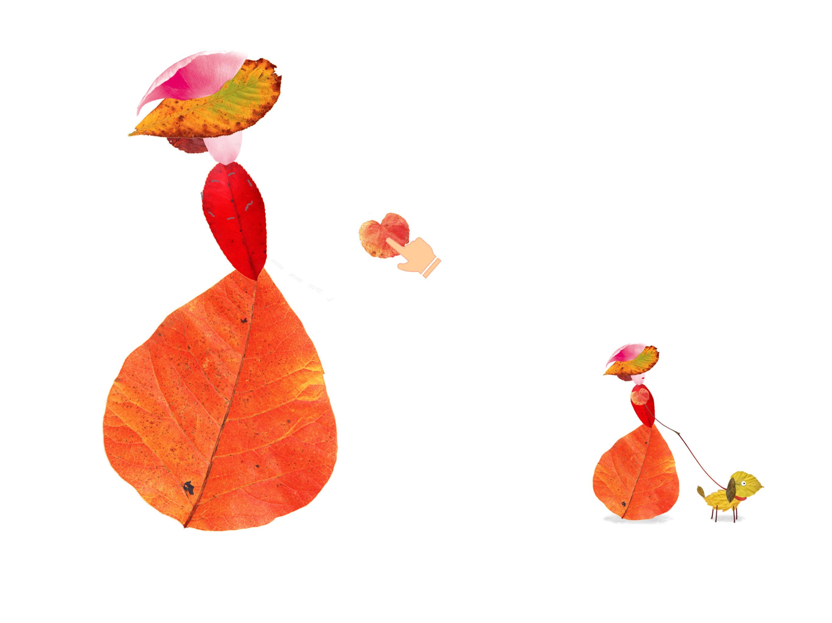 Labo Leaves – 18 Leaf Crafts & Activities for Kids 3+