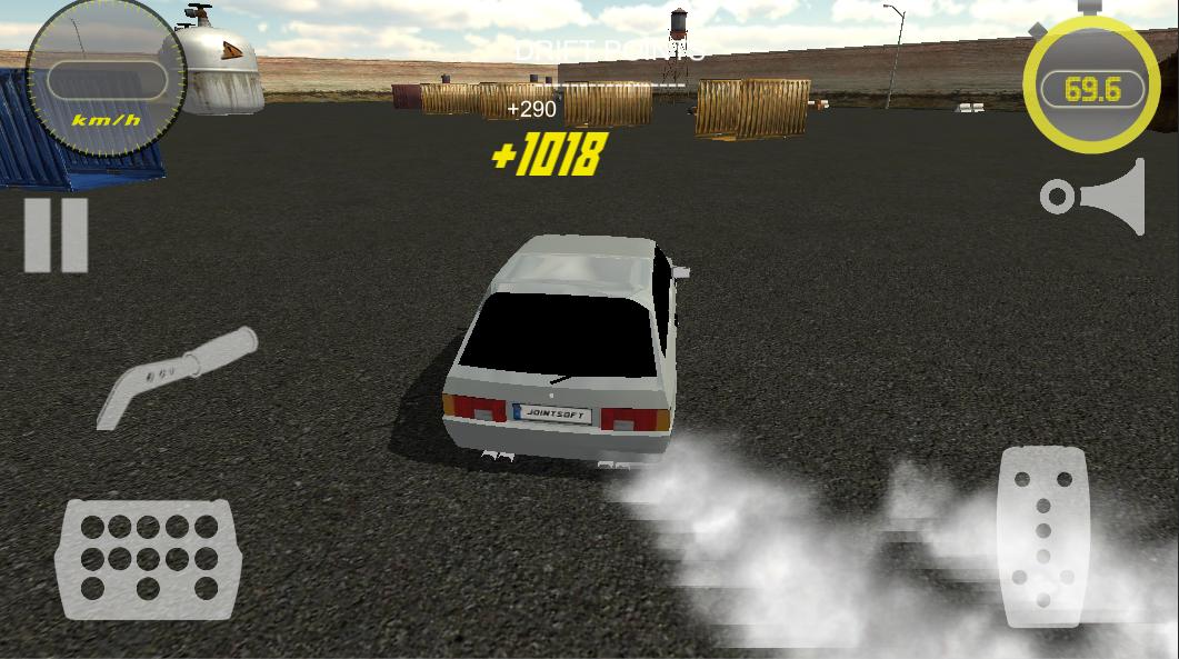 Lada Drift Racing