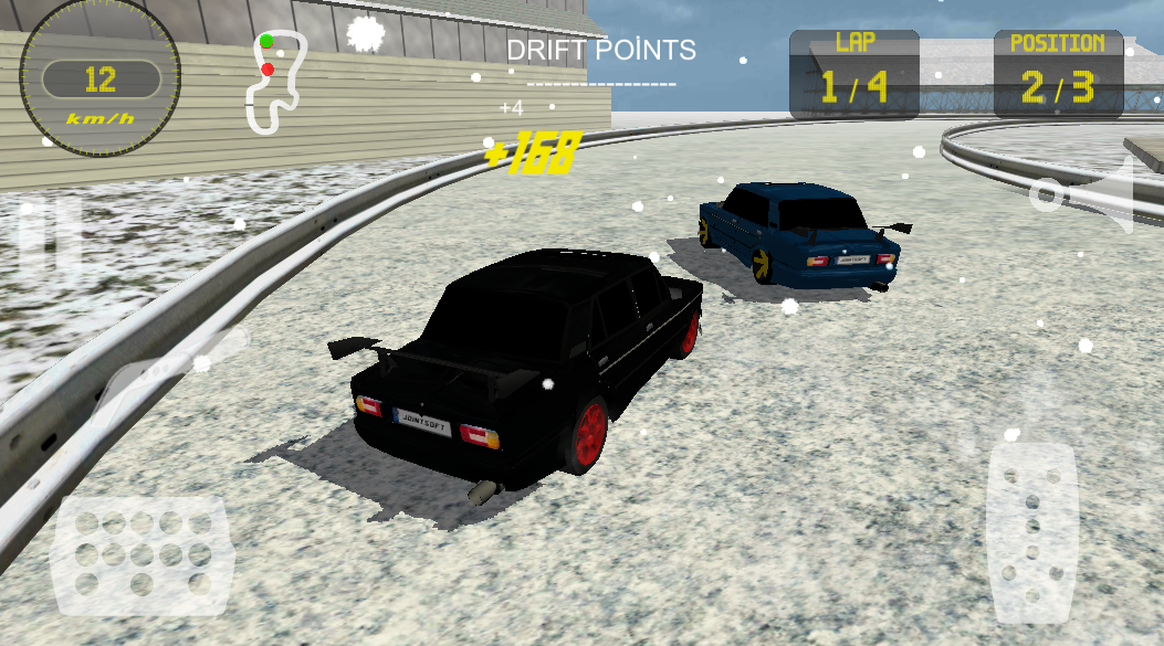 Lada Drift Racing