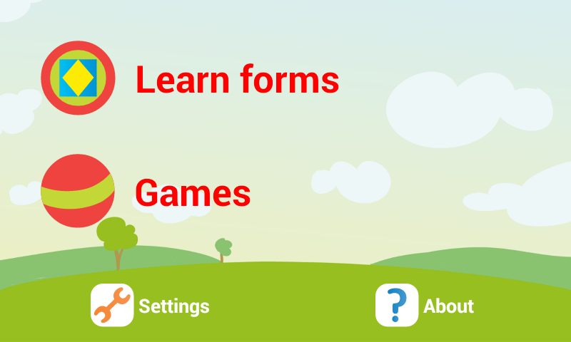 Learn forms, figures, shapes