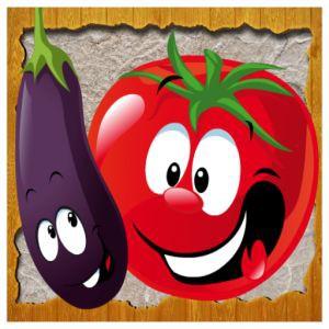 Learn Vegetables