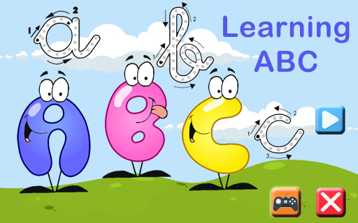 Learning ABC for kids
