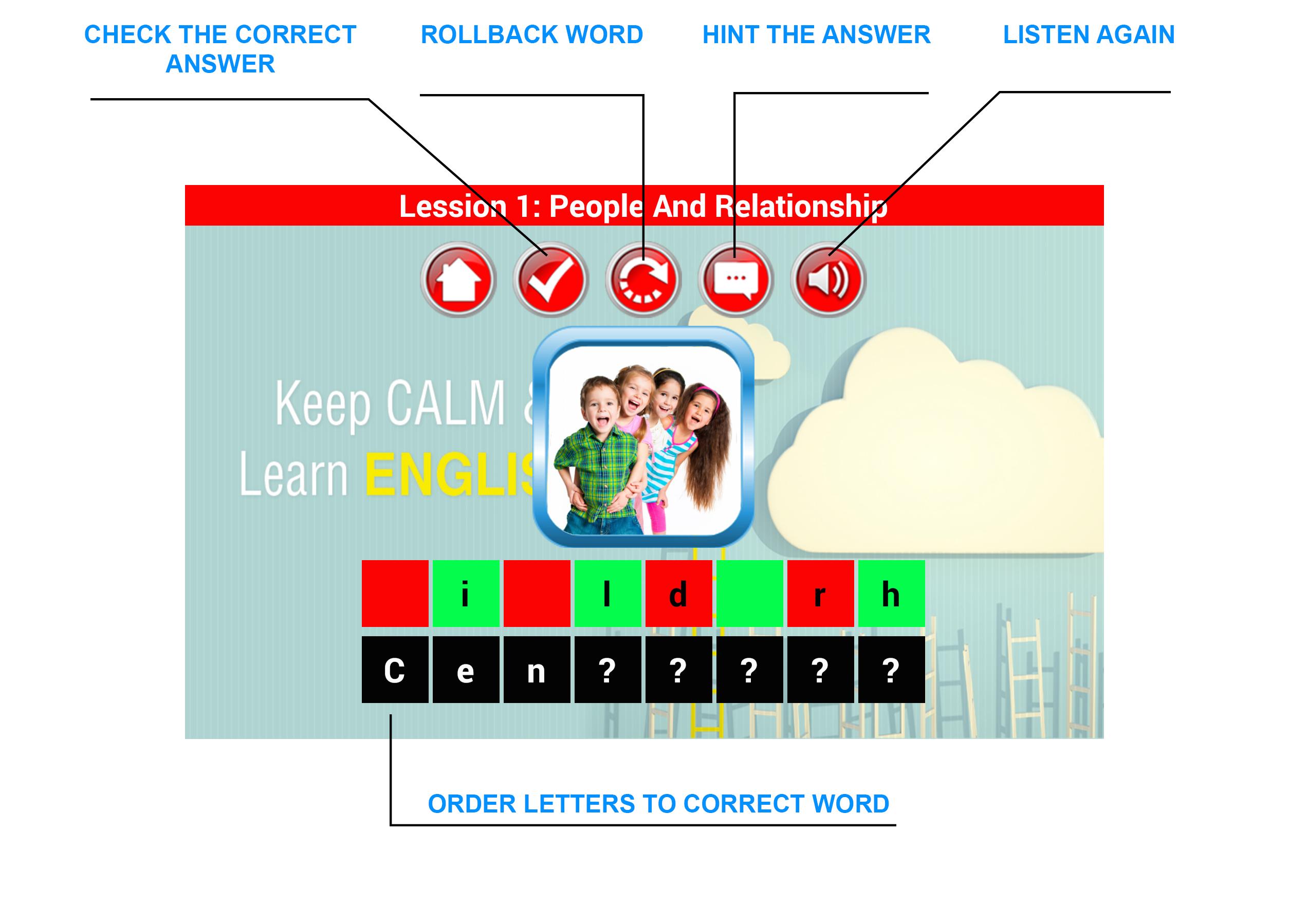 Learning English Conversation
