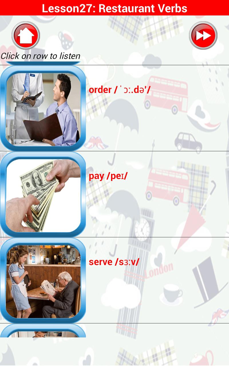 Learning English Preparation