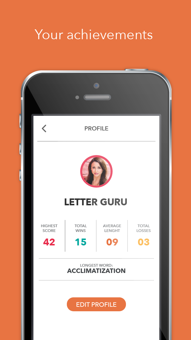 LetterPop – Word Game