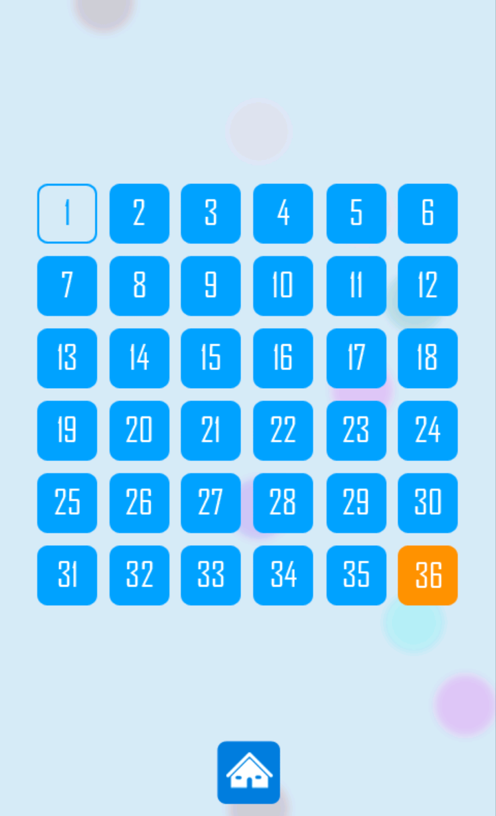 level 36 numbers