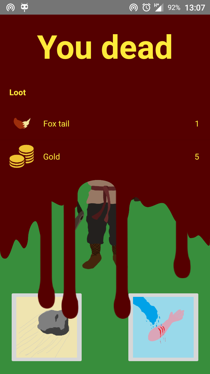 Level Up – The Tiny RPG