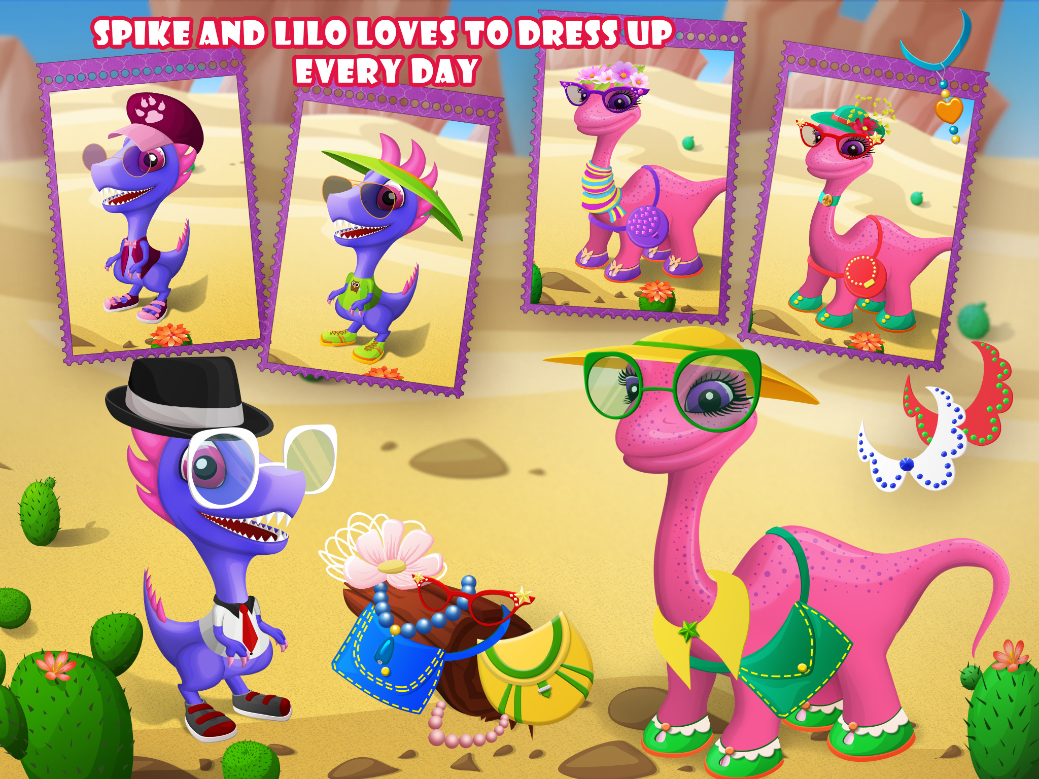 Life of My Little Dinos