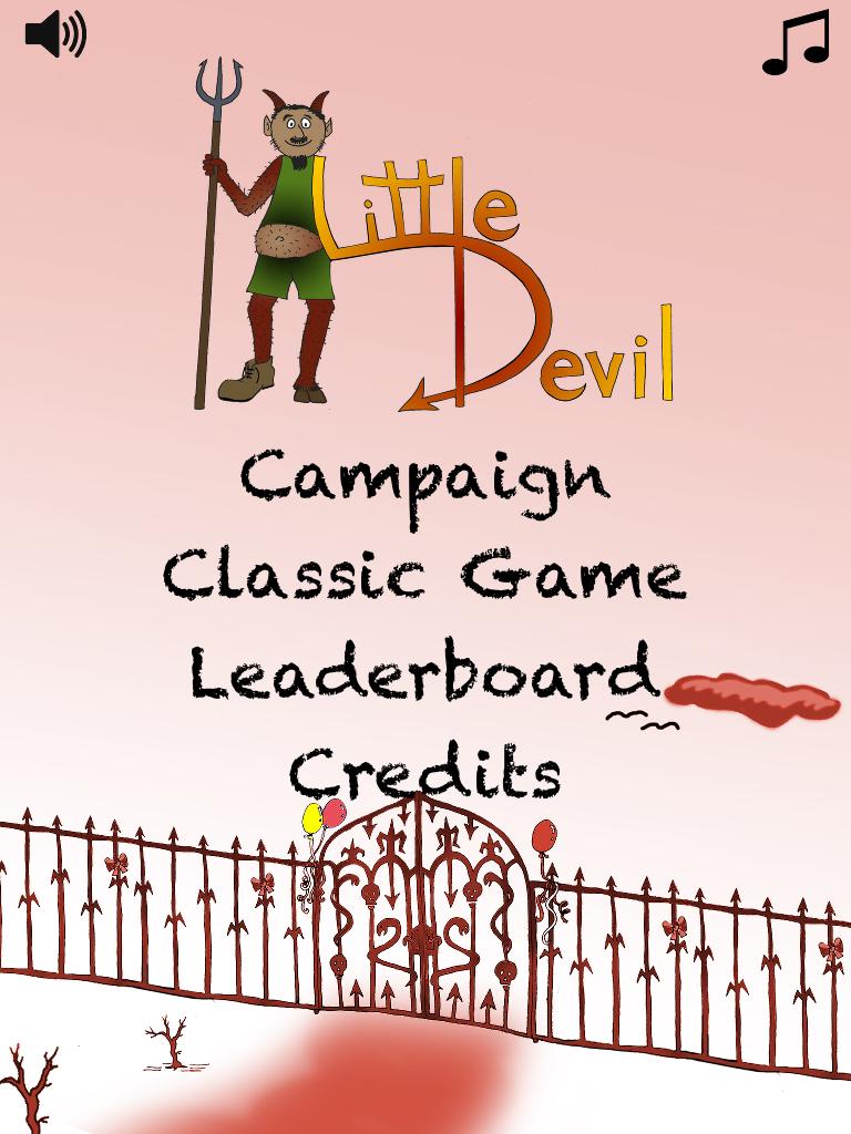 Little Devil – A Journey Through Hell