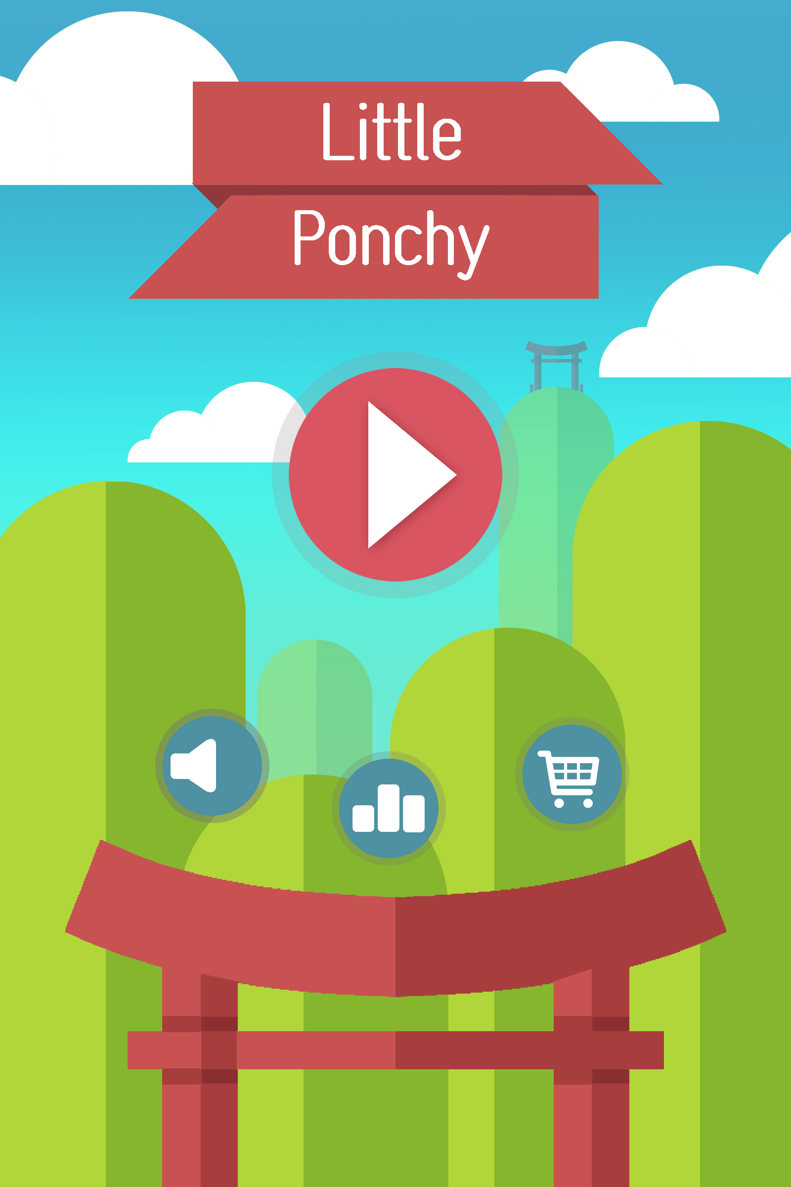 little ponchy