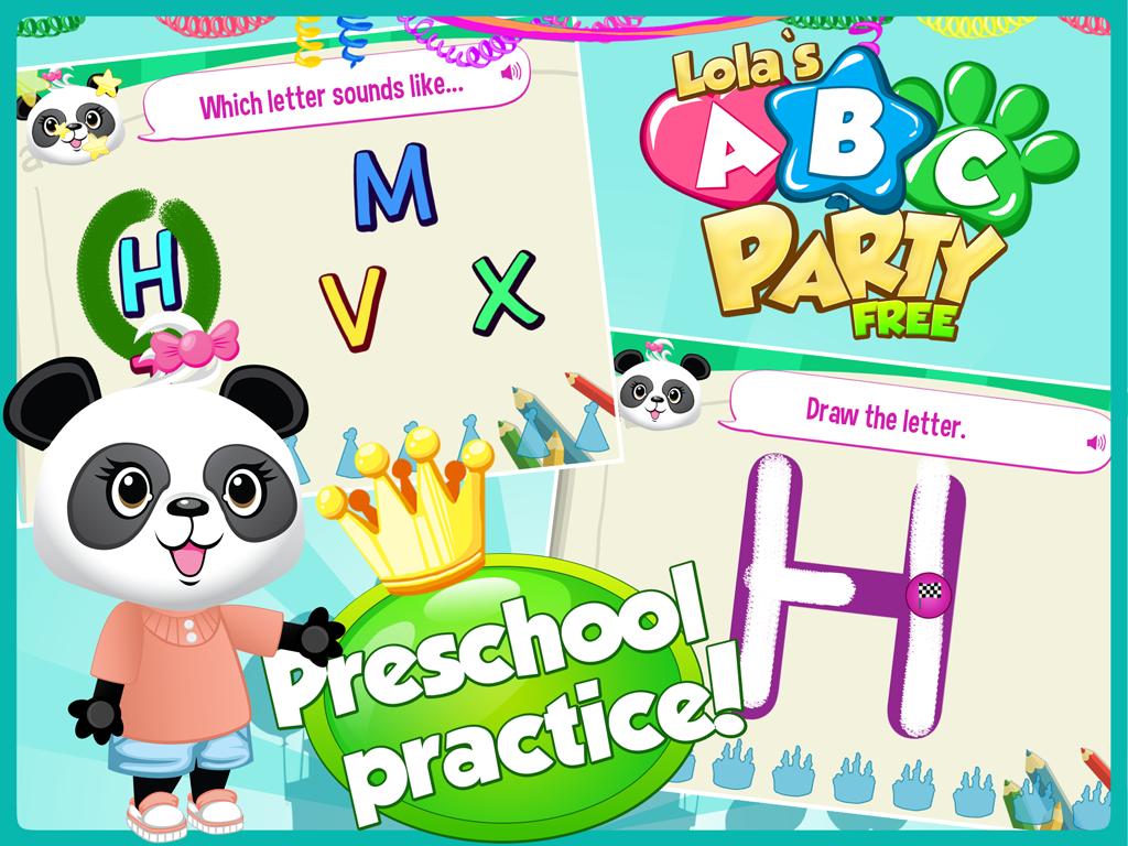 Lola's ABC Party