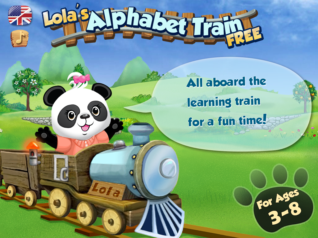 Lola's Alphabet Train HD FREE