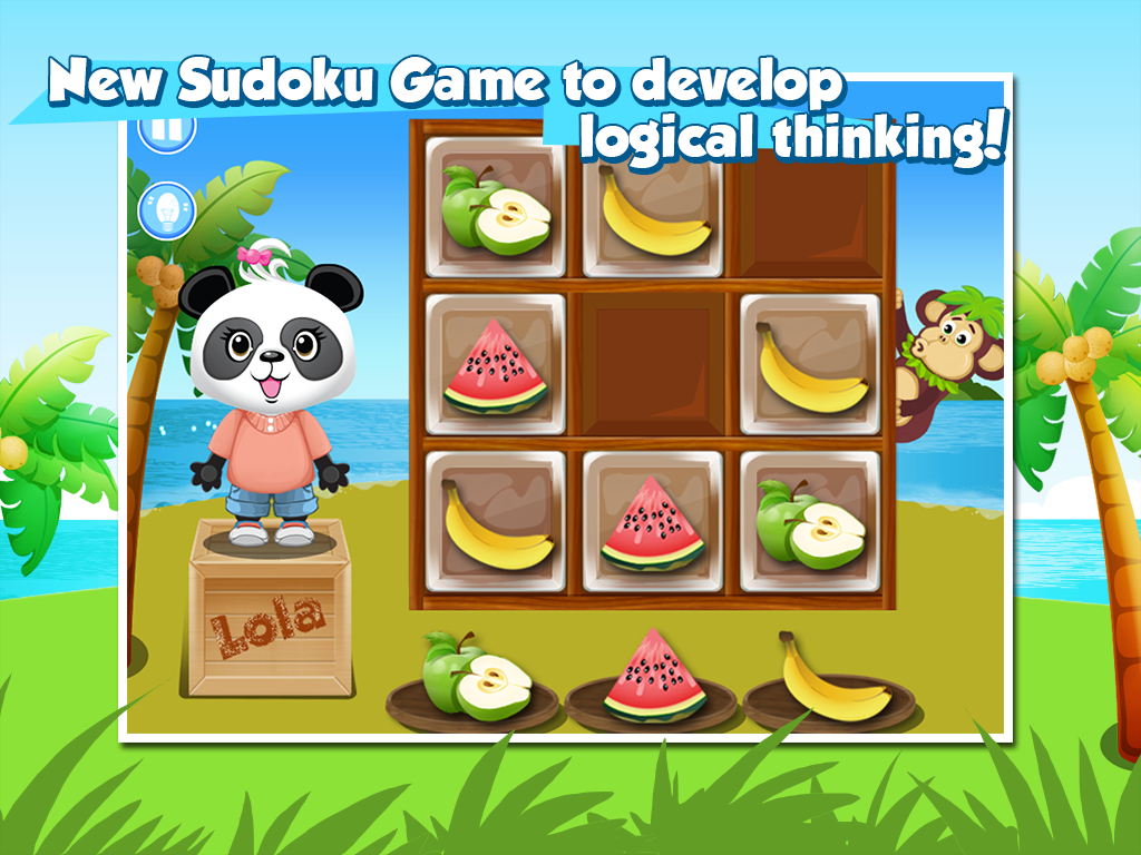 Lola's Fruity Sudoku (full version)