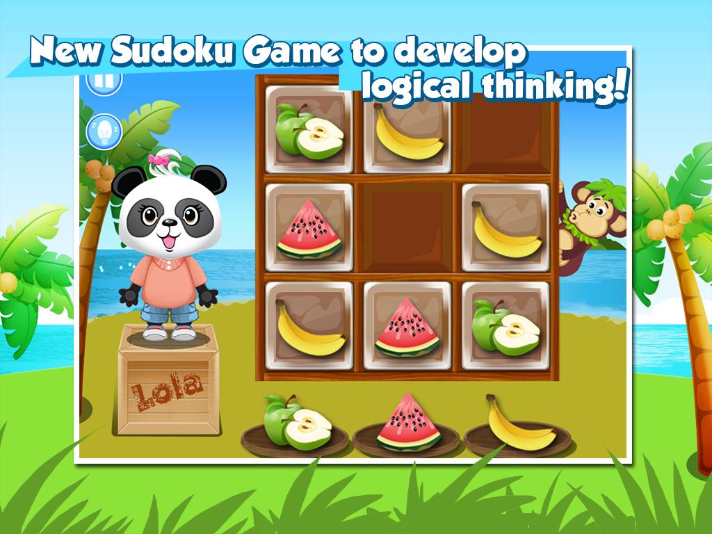 Lola's Fruity Sudoku (full version)