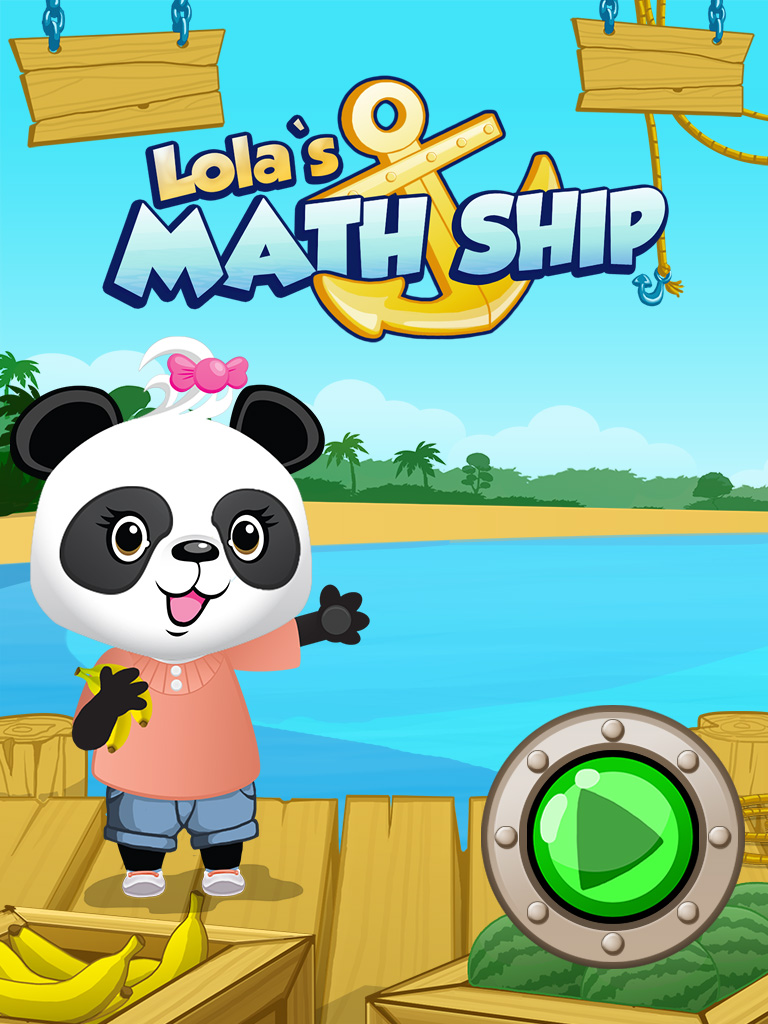 Lola's Math Ship (full version)