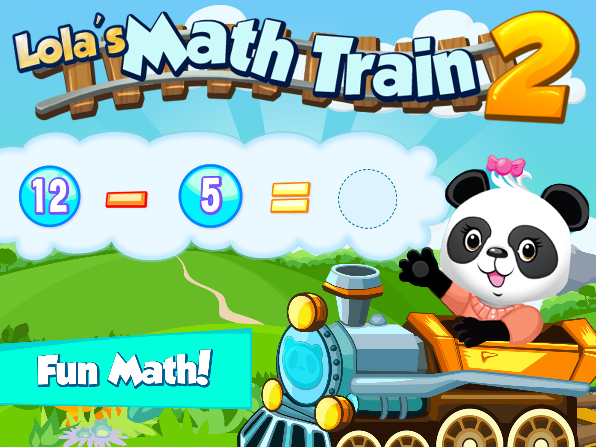Lola's Math Train 2 (Full version)