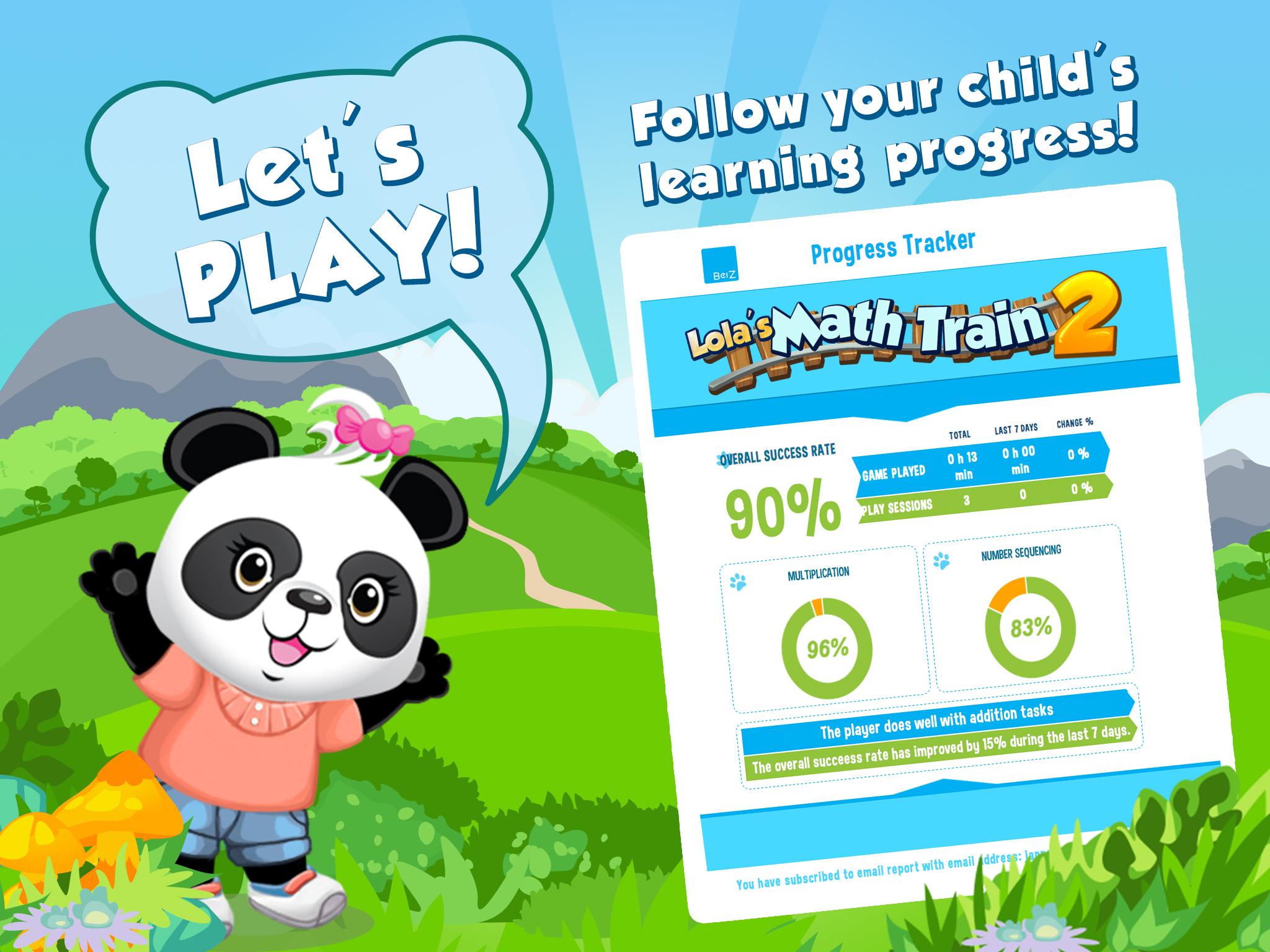 Lola's Math Train 2 (Full version)