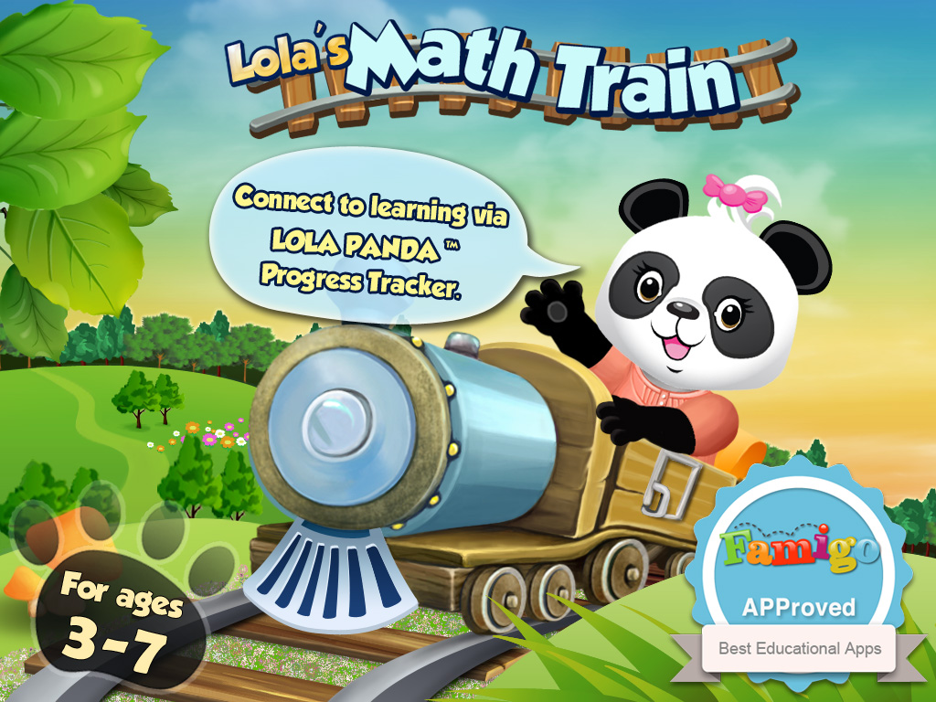 Lola's Math Train (Full version)