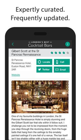 London's Best Cocktail Bars