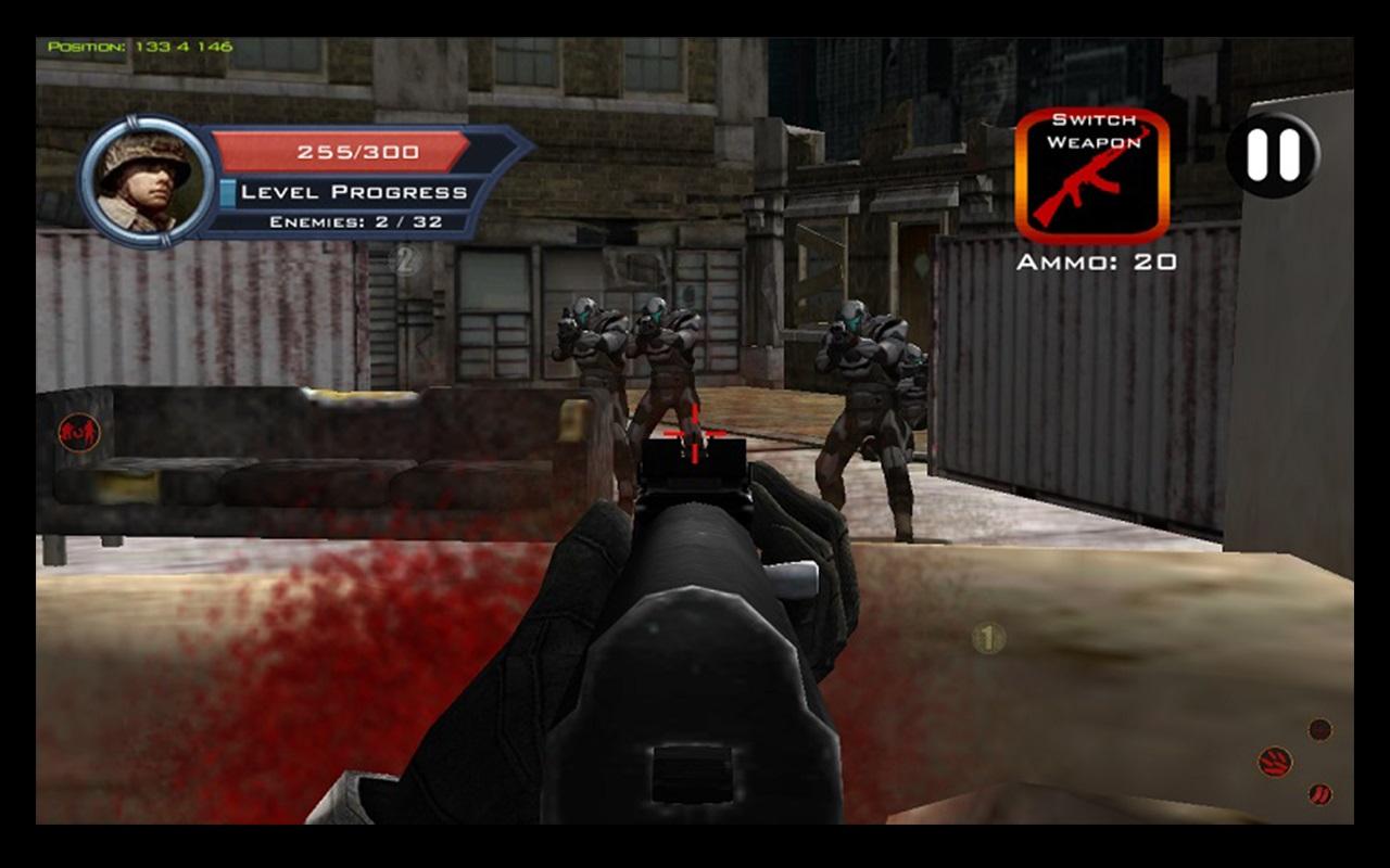 Lone Commando Strike