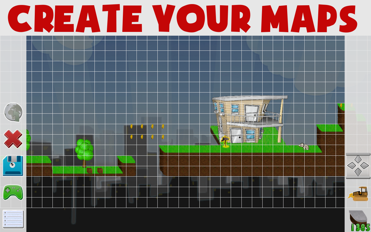 Lucas Maker – Game Constructor