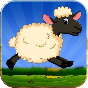 Lucky The Sheep – Farm Run